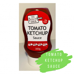 THG Tomato Ketchup Low-Calorie Sauce